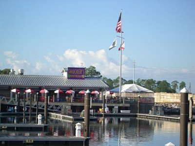 Shuckers at the Wharf