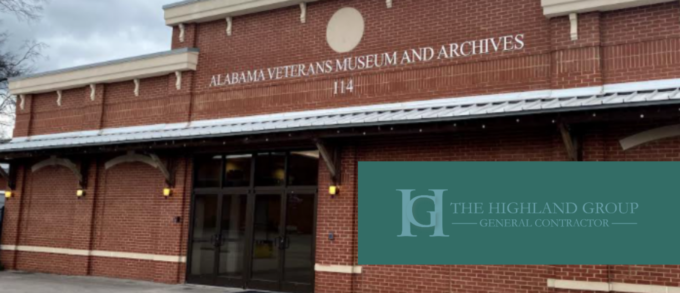 Highland Group Completes Expansion for Veterans Museum